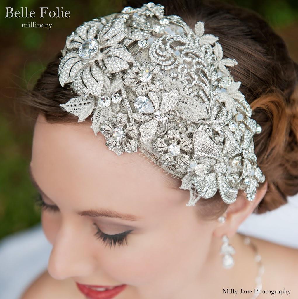 Stella - Antique silver