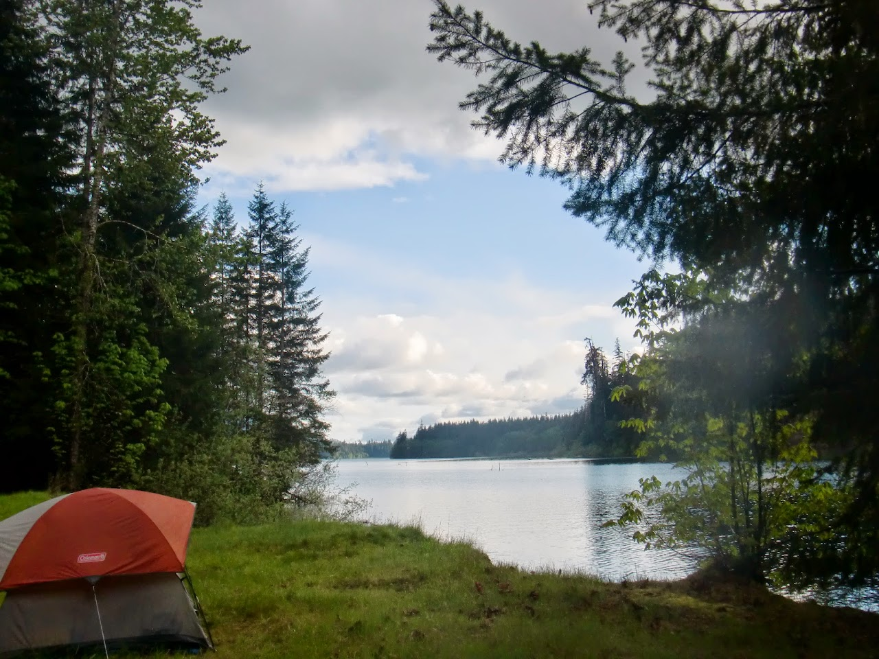 May 2014 Wynoochee Lake Camp/Canoe - CIMG5214.JPG