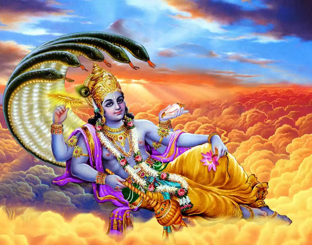 Vishnu, parvati, Inspirational stories in hindi, short stories in hindi, mythological stories in hindi