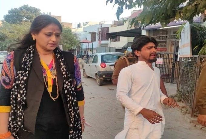 मेरठ: शादी समारोह में तंदूरी रोटी पर थूक लगाते हुए युवक का वीडियो वायरल, आरोपी को पुलिस ने किया गिरफ्तार
