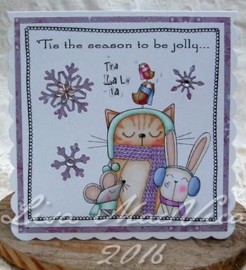 Lisa - tweetmas wishes