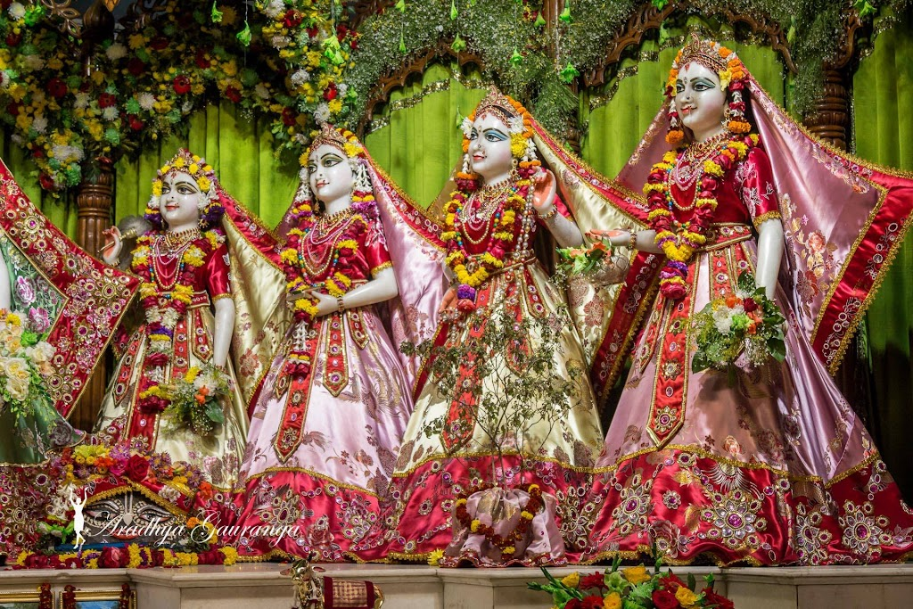 ISKCON Mayapur Deity Darshan 13 Jan 2017 (37)