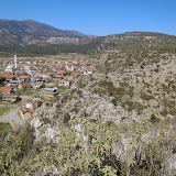 Le village de Bayatbademleri, au nord-ouest d'Antalya (Turquie), 19 mars 2014. Photo : L. Voisin