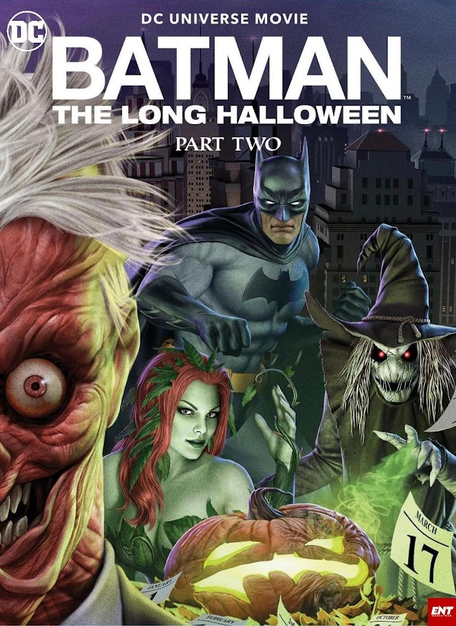 MOVIE : Batman – The Long Halloween – Part Two (2021) [Animation]