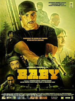 Đội Đặc Vụ Baby - Baby (2015) Poster