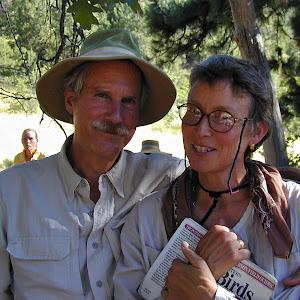 OR: KBO Bird Tagging with Lucio Soda Mountain7/17/05