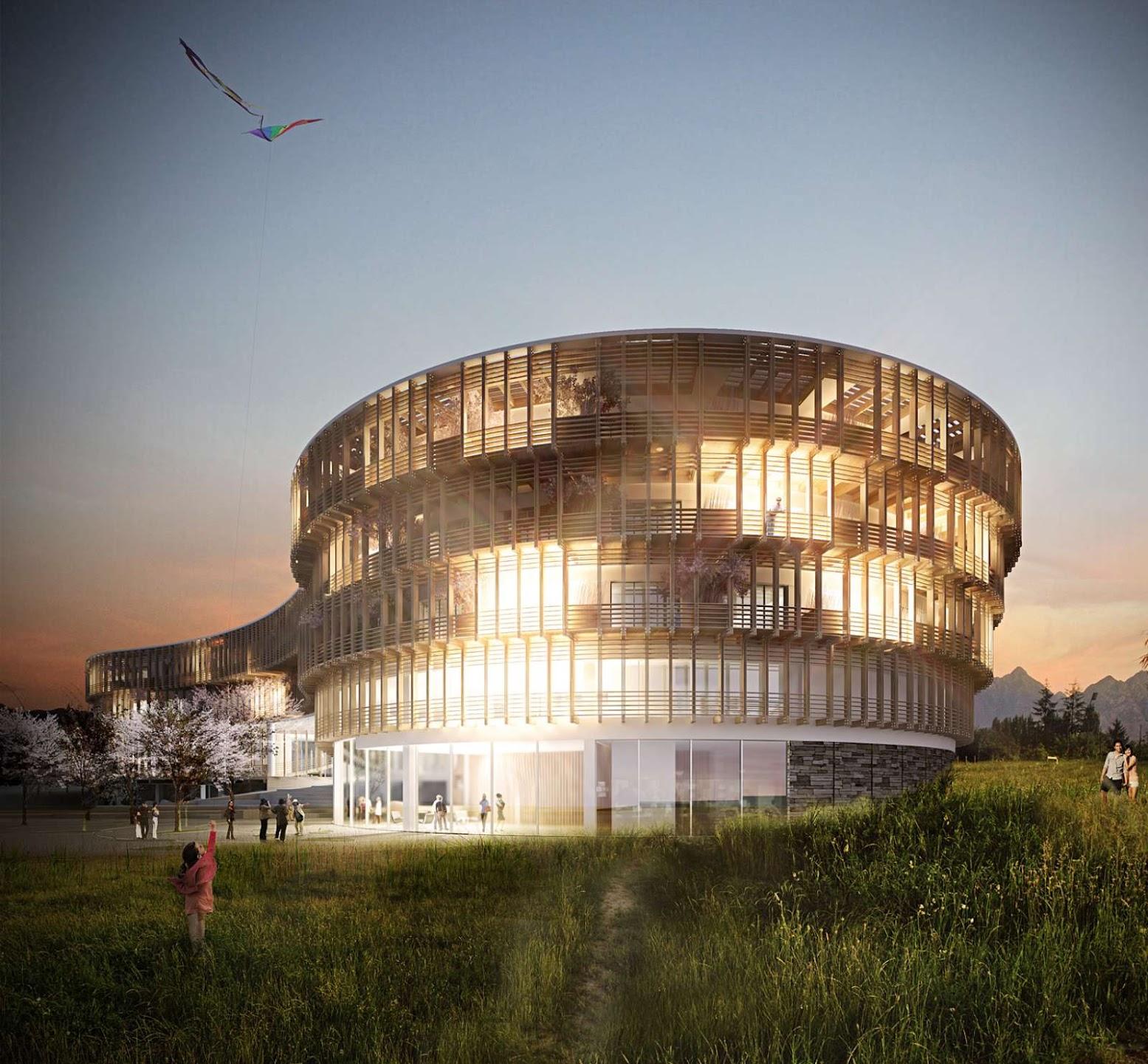 Unusual Architecture: penda DesignHouse