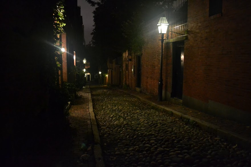 Бостон (Boston, MA)