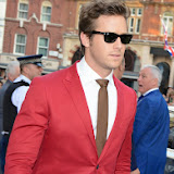WWW.ENTSIMAGES.COM     Armie Hammer    leaving     The Lone Ranger - UK film premiere at Odeon Leicester Square, London July 21st 2013                                                 Photo Mobis Photos/OIC 0203 174 1069
