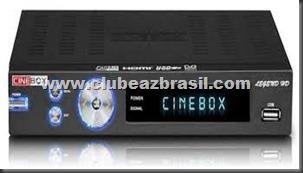 CINEBOX LEGEND HD