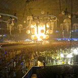 incredible stage at sensation canada in Toronto, Ontario, Canada