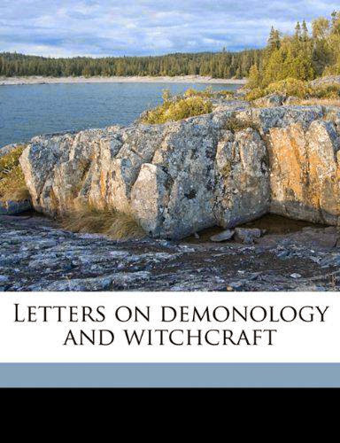Letters On Demonology And Witchcraft For 23 37