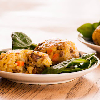 Curried Rice Cakes