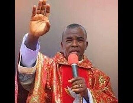 Rev. Mbaka Drops Prayer Points Against Coronavirus In Nigeria