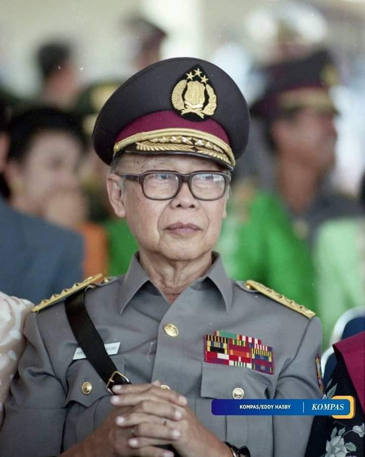 Hoegeng, legenda Polisi Indonesia yang kebal sogok