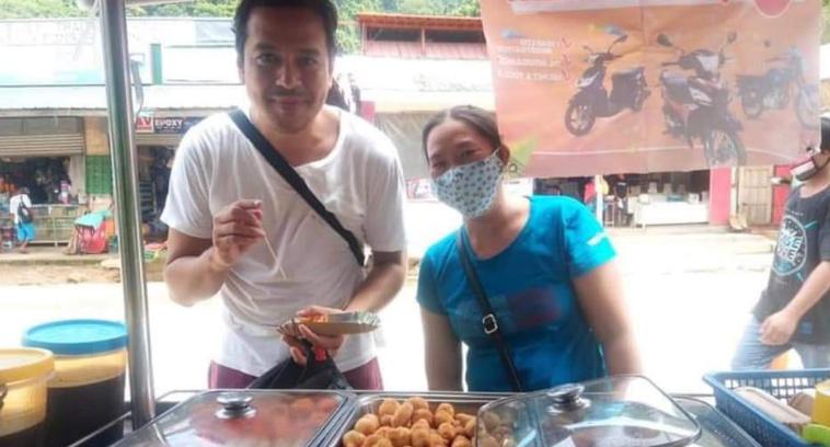 John Lloyd Cruz, spotted sa kanyang Payak at Simpleng Pamumuhay