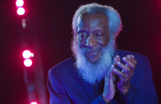 What the world will remember Dick Gregory for
