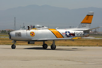 Photo: F-86F Sabre