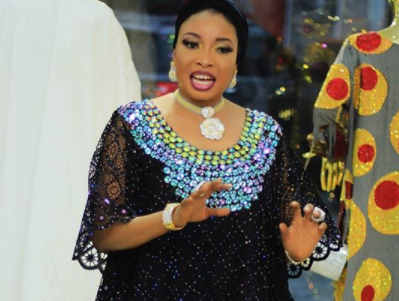 """""""Devil Is Manipulating Your Destiny If You Have Money And Can't Buy Real Attires For Yourself"""" – Actress Liz Anjorin"""