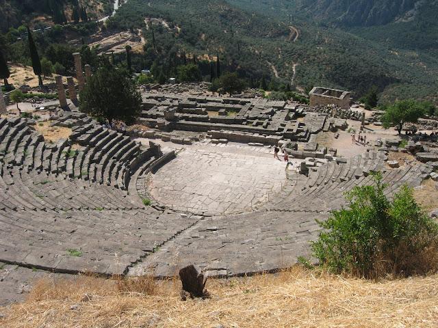 Blog de voyage-en-famille : Voyages en famille, De Delphes au Pélion