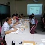 2013/09/18 高雄餐旅大學參訪