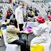 Presiden Jokowi Tinjau Vaksinasi Massal bagi SDM Kesehatan