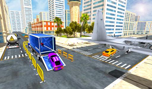 Airplane Car Transport Simulator Drive 1.0 screenshots 16