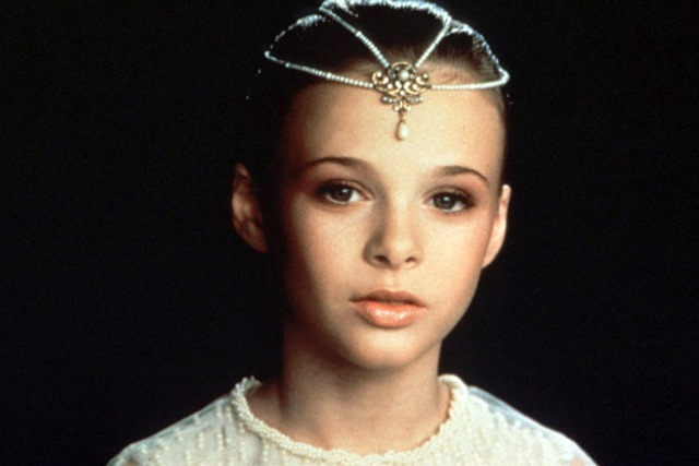 Tami Stronach as the Childlike Empress in NeverEnding Story
