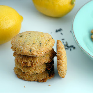Lemon Lavender Cookies.