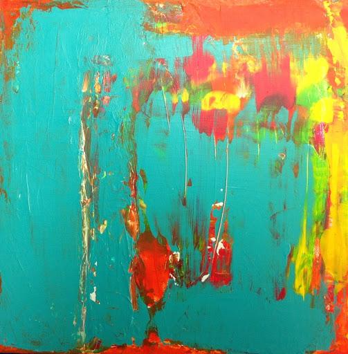 Reflection #4. Artist Manny Martins-Karman