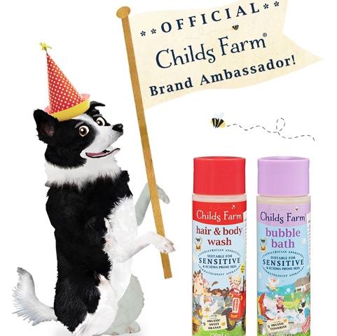 childs farm brand ambassador