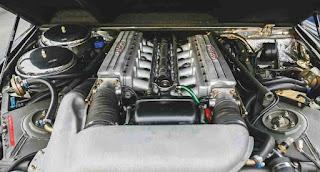 Classic 1990 Lamborghini LM002 SUV auctioned at $467,000