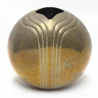 Penco Brass Vase