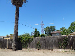 Keith Edwards' 40 meter Yagi