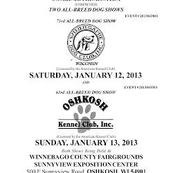 WDC Winter Show Jan 12, 2013