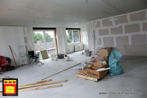 Appartementencomplex de linde  heeft zijn hoogste punt bereikt overloon 28-06-2013 (22).JPG
