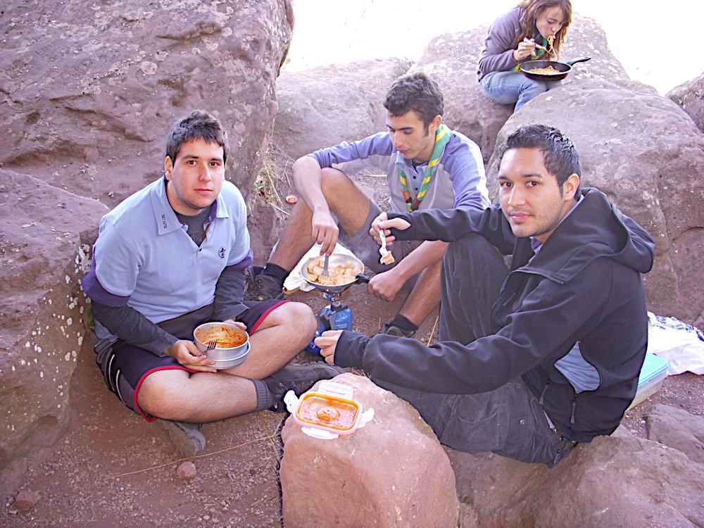 Sortida Castell Eramprunyà - Pioners 2009 - DSCN1015.JPG