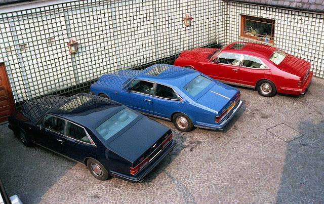Bentley Hooper Empress II Turbo R 2