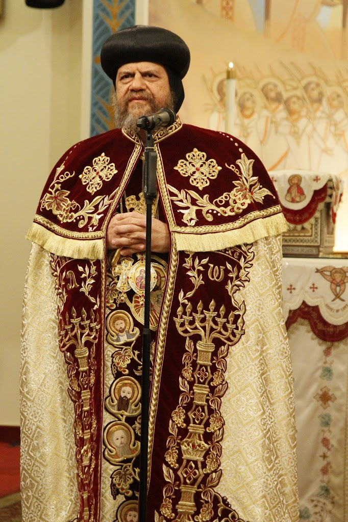 His Eminence Metropolitan Serapion - St. Mark