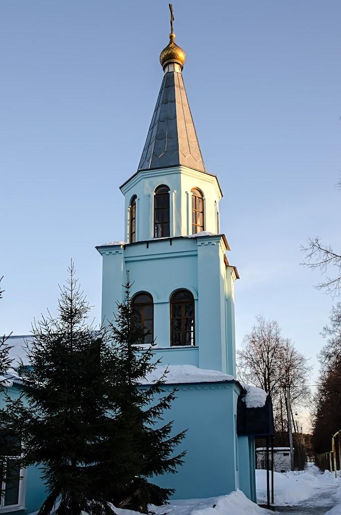 """Церковь в честь иконы Божией Матери """"Скоропослушница""""."""