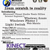 MIRT (Microsoft Innovation Road Trip) 2011