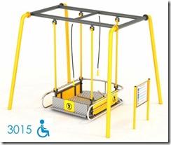 BabyBuild輪椅專用鞦韆