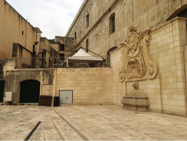Valletta, ancient city, Malta, square