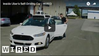 Des voitures autonomes testées aux Etas-Unis