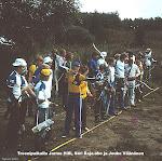 Säilä - Maasto PM Norre Snede Tanska v.1981