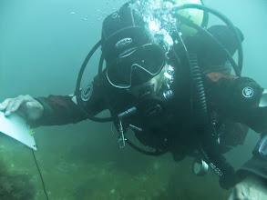 Photo: July 2012 - Nina Hukkanen - PB Diver