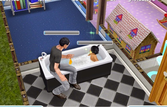 What Sims 4 Toddlers Should Be Like The Sims Forums