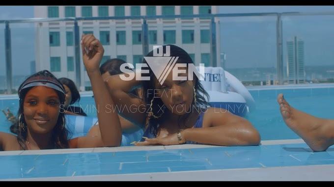 VIDEO | Dj Seven Ft. Young Lunya & Salmin Swaggz – Tunawaka| Download New Song