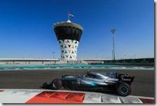 Valtteri Bottas ha conquistato la pole del gran premio di Abu Dhabi 2017