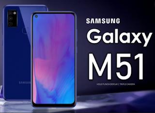 Deretan Fitur Samsung Galaxy M51
